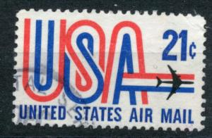 United States - SC #C81 - AIRMAIL USED - 1971 - Item USA097