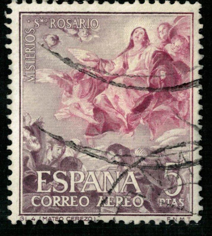 Spain, (2908-т)