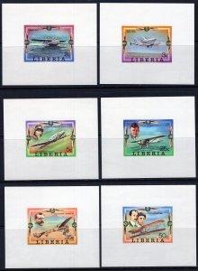 Liberia (1978) #794-9 Deluxe imp MNH