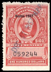 U.S. REV. DATED REDS R709  Used (ID # 94566)