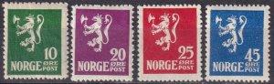 Norway #100-03  Unused CV $48.25 (Z7688)