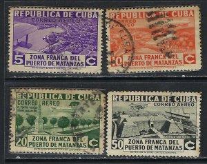 CUBA C18-21 VFU TONING 1013A