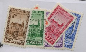 LUXEMBOURG  200-05  WITH GUM, SHOW CANCEL