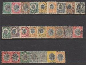 Tanganyika Group (mint/used)