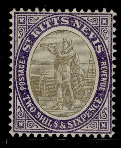 GRENADA EDVII SG9, 2s 6d grey-black and violet, LH MINT. Cat £18.