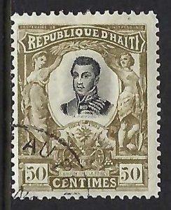 Haiti 88 VFU I162-3
