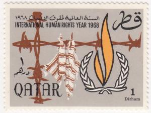 Qatar, Scott # 128, MH