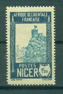 Niger sc# 62 mh cat value $.55