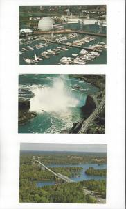 Canada .08 Postal Cards, 5 Dif. With Scenes From Ontario Province Mint