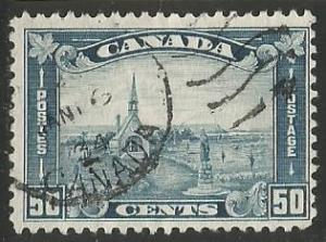 Canada Scott #176 Stamp - Used Single