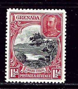 Grenada 116a MLH 1936 issue perf 12« shortened perf