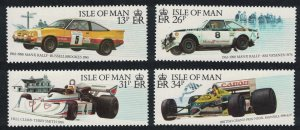 Isle of Man Motor Sports 4v SG#361-364