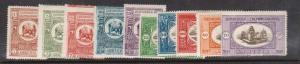 Armenia Mint 1920 Unissued Set