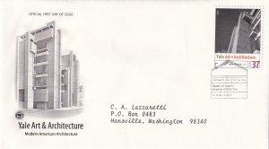 2005, Yale Art & Architecture, PCS, FDC (E12226)