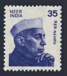 India 844,MNH.Michel 828. Jawaharlal Nehru,1980.