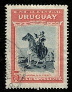 Uruguay, (3587-Т)