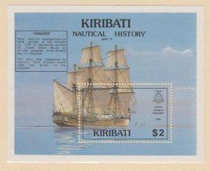 Kiribati Scott #561 Stamp - Mint NH Souvenir Sheet