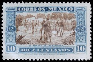 Mexico Scott 632 (1921) Mint H VF, CV $25.00