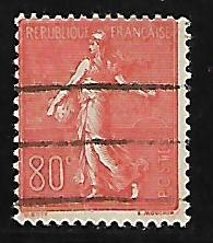 FRANCE 152 USED 1900-1929 ISSUE