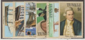 Tuvalu Scott #490-495 Stamps - Mint NH Set