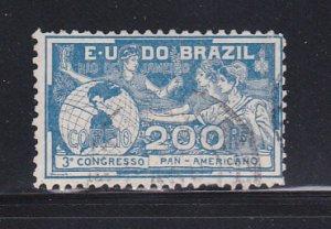 Brazil 173 U Pan American Congress
