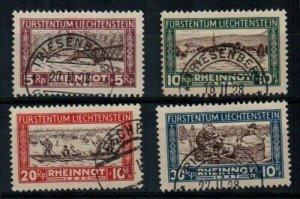Liechtenstein Scott B7-10 Used [TE335]