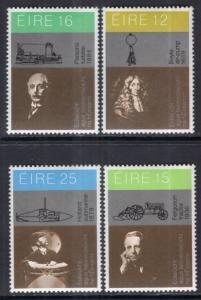 Ireland 492-495 MNH VF