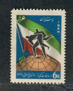 Iran Sc#1133 M/NH/VF, Cv. $27.50