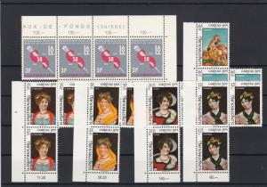 Luxembourg Mint Never Hinged Stamps ref R 19369