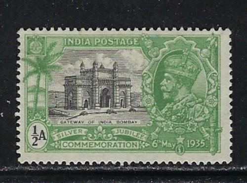 India 142 Hinged 1935 Issue
