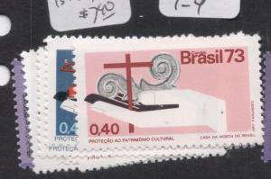 Brazil SC 1300, 1302-7 MNH (1dgh)