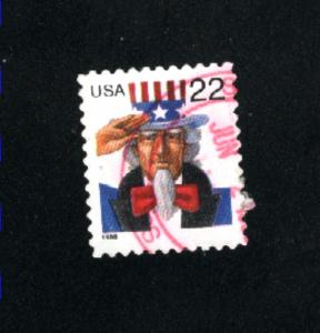 USA # 3259  3  used 1998 PD .08