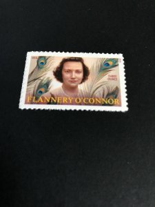 US Scott #5003, 93 cent three ounce 2015 Flannery O'Connor VF MNH