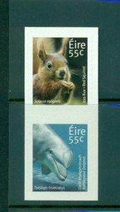 Ireland - Sc# 1942a. 2011 Wildlife MNH Pair. $3.00.