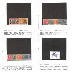 Lot of 40 Panama MNH Mint Never Hinged Stamps #147223 X R