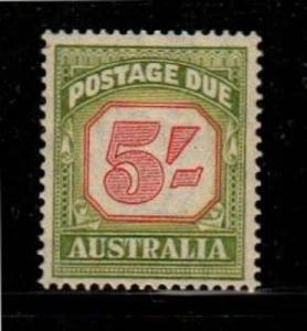 Australia Scott J83 Mint NH (Catalog Value $32.00)
