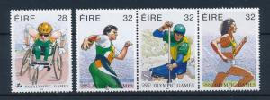 [42945] Ireland 1996 Olympic games Paralympics Atlanta Athletics MNH