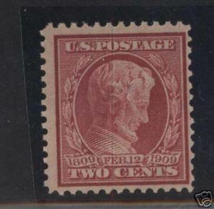 USA #369 NH Mint