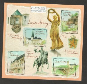 2003 FRANCE - SG: 3934 - LUXEMBOURG - UNMMOUNTED MNT