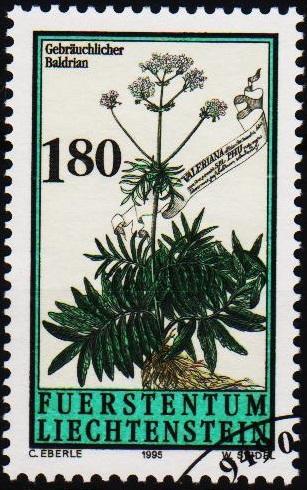 Liechtenstein.1995 1f80  S.G.1109 Fine Used