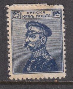Serbia 118 Gen. Karageorgevich 1911