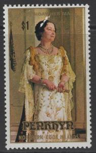 PENRHYN ISLAND SG150 1980 QUEEN MOTHER MNH