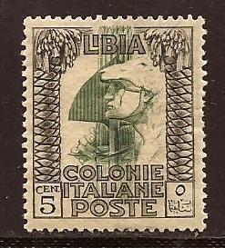 Libya  # 22   Mint