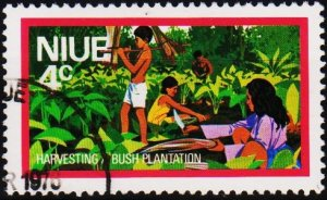 Niue. 1976 4c S.G.201 Fine Used