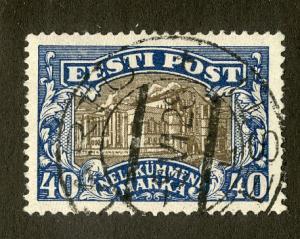 ESTONIA 83 USED SCV $3.50 BIN $1.50 PLACE
