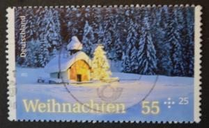 Germany Sc # B1069, VF Used