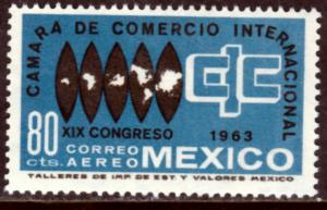 MEXICO C271, Int Chamber of Commerce Congress MINT, NH. VF.