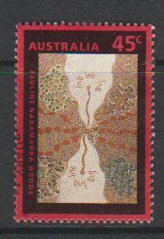 Australia SG 1388  VFU  with First Day cancel