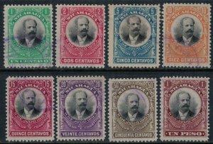 Nicaragua #167-74  CV $17.35