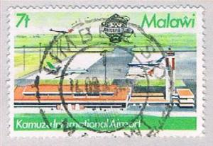 Malawi 419 Used Airport (BP2241)